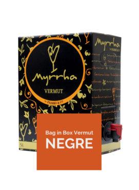 Myrrha Bag in Box vermell
